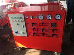 青岛市一级抽气速率40m3/hSF6气体回收装置