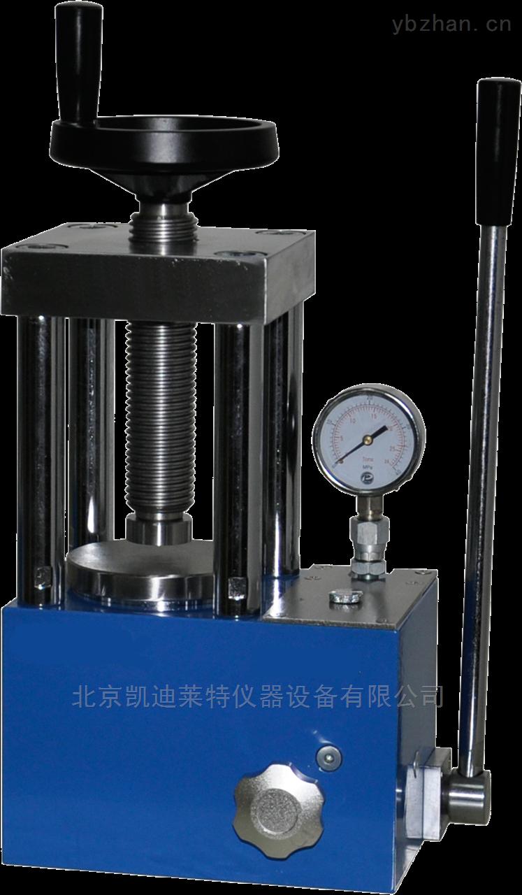 KDY-40T-上海凱興德茂40噸手動粉末壓片機