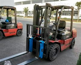 DF-BCZ5吨物流专用燃油叉车电子秤