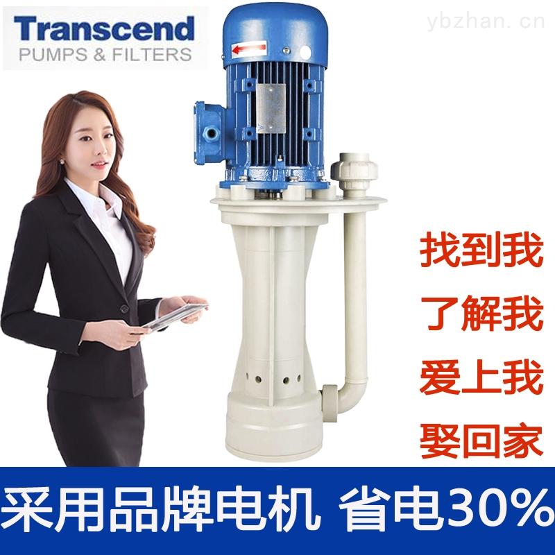 CS-绍兴立式耐酸化工泵
