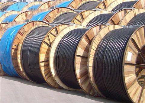 VV23钢带铠装电力电缆VV23