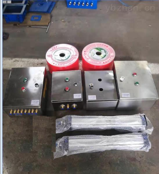风门气动控制装置,自动风门控制系统原理