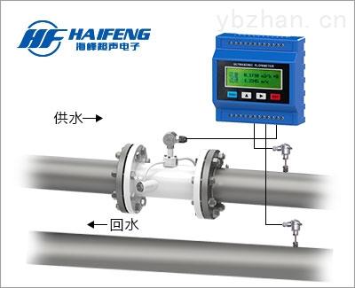海峰TDS-100M模塊管段式超聲波熱量表蘇州市地區哪裏有賣的
