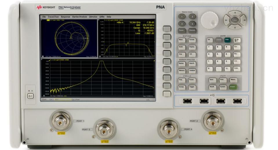 N5222A-是德网分 N5222A PNA 微波网络分析仪