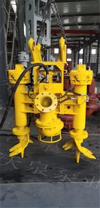 河道清淤专用挖掘机液压抽泥沙泵 大口径