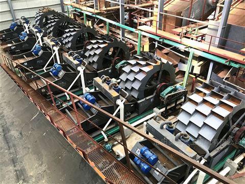 广东洗沙机经销商    阳江矿山机械设备