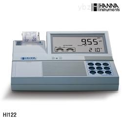 哈纳HANNA打印型PH测定仪汉钠酸度计