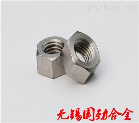 供應Monelk500全螺紋螺栓-