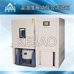上海进口三综合温湿振动试验箱厂家