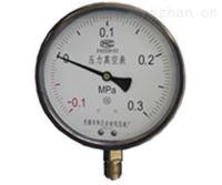 YNZ100耐震真空壓力表