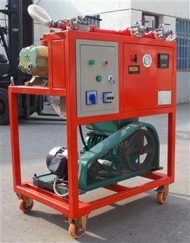 出售承装一级24.5L/sSF6气体抽真空充气装置