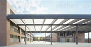 鋼結構雨棚無損檢測-雨棚焊縫超聲探傷公司