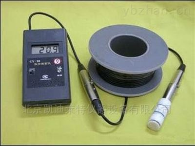 CY-12C北京凯兴德茂便携式测氧仪重量轻使用简单