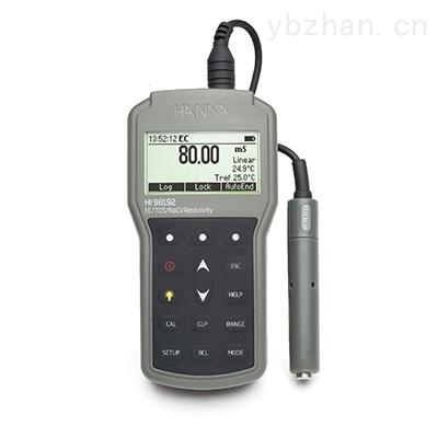 哈納HANNA便攜式電導率測定儀