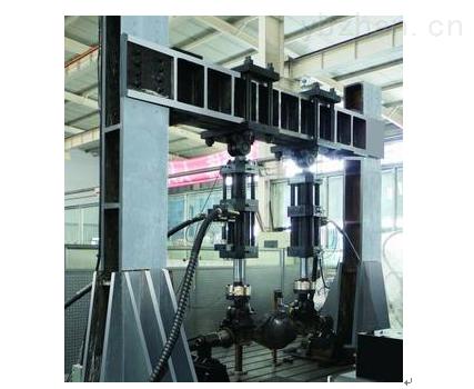 钢轨及焊接接头耐压试验机