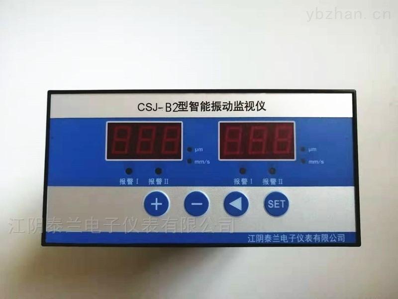 振动监测保护表CSJ-B2型