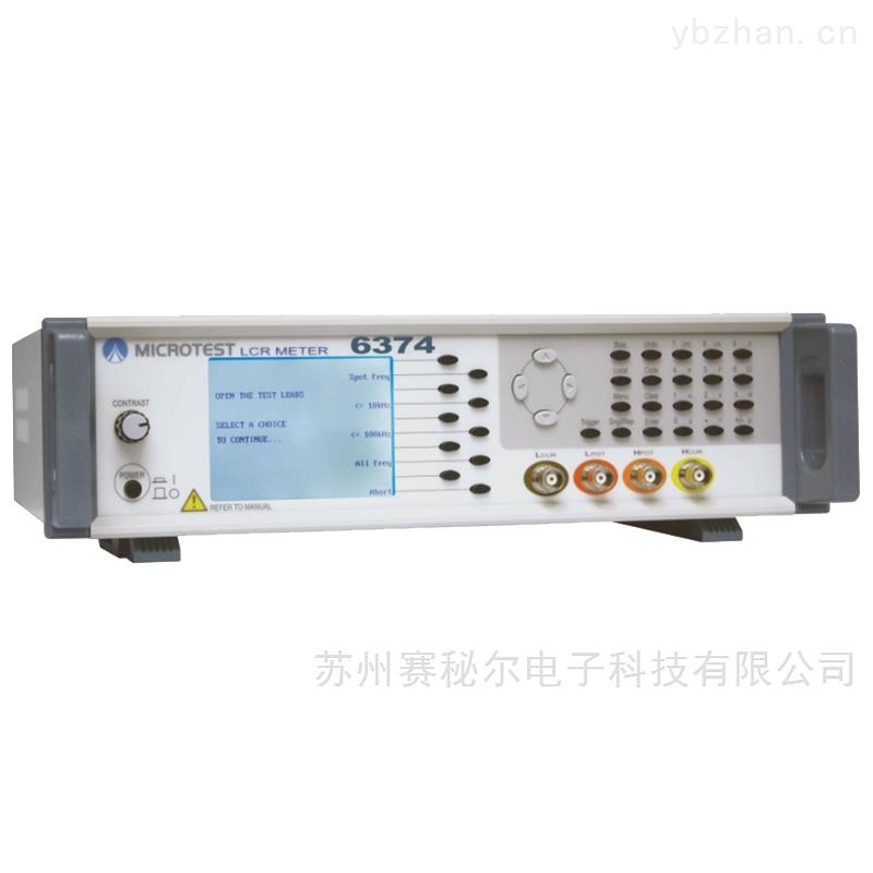 中国台湾益和 LCR电表6374 频率20Hz~100kHz