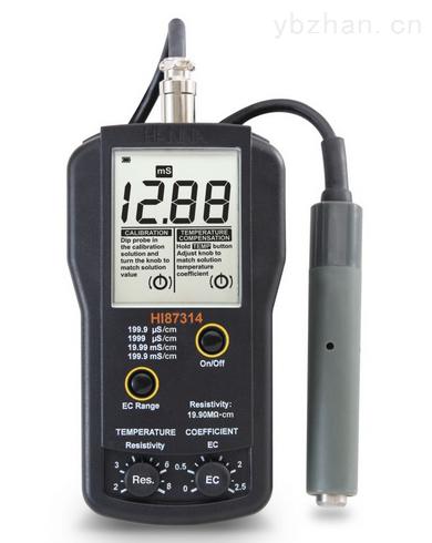 哈纳HANNA电导率电阻率测定仪