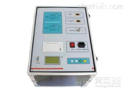 鎮江市承試設備抗干擾異頻介質損耗測試儀