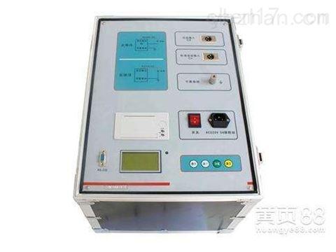 镇江市承试设备抗干扰异频介质损耗测试仪