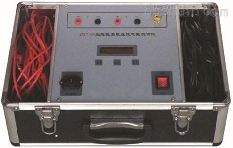 铁力承装修试触摸屏感性负载直流电阻测试仪