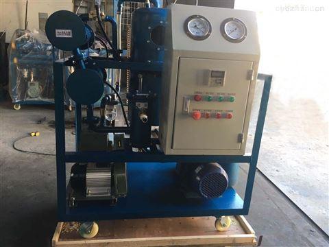 榆树市承装修试高效双极真空滤油机