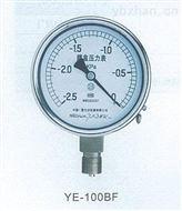 YE 系列不锈钢膜盒压力表