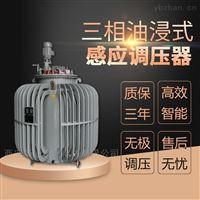 供應攀枝花三相感應調壓器TSJA-200KAV