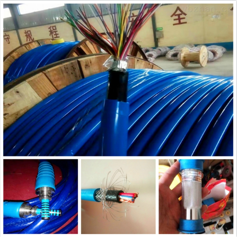 现货供应耐高温同轴电缆SFF 2*1.0