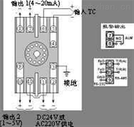 热电偶/热电阻温度变送器价格