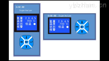 ZrO2-III型氧化锆氧分析仪价格