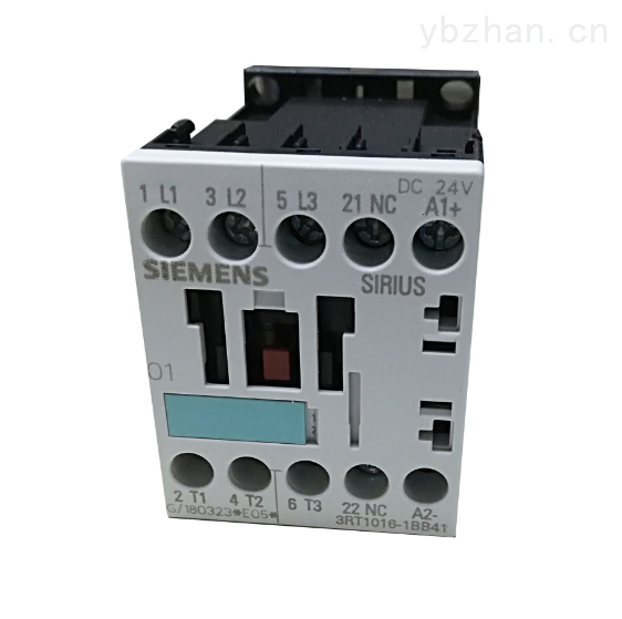 西门子电机控制接触器3RT1016-1BB41