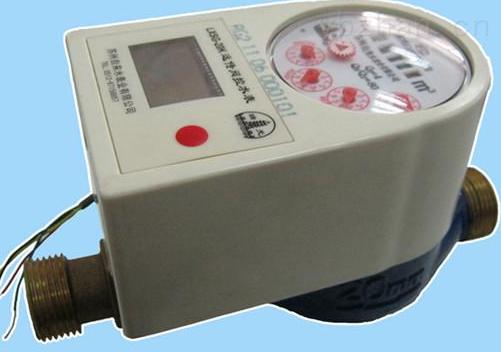 石家莊智能水表-遠傳型預付費水表