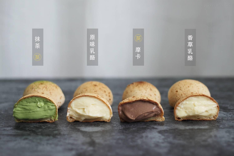 耐烤-卡仕达酱真空均质乳化机