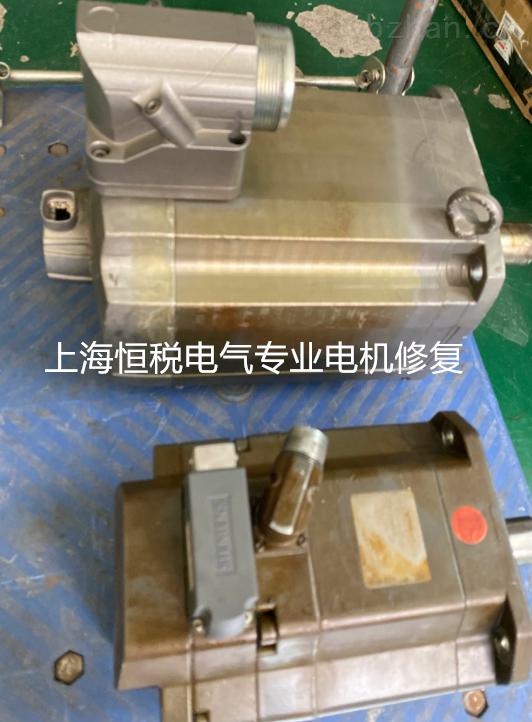 修复数控立车报207016电机温度传感器故障