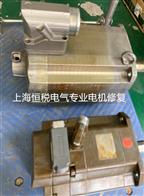修複數控立車報207016電機溫度傳感器故障