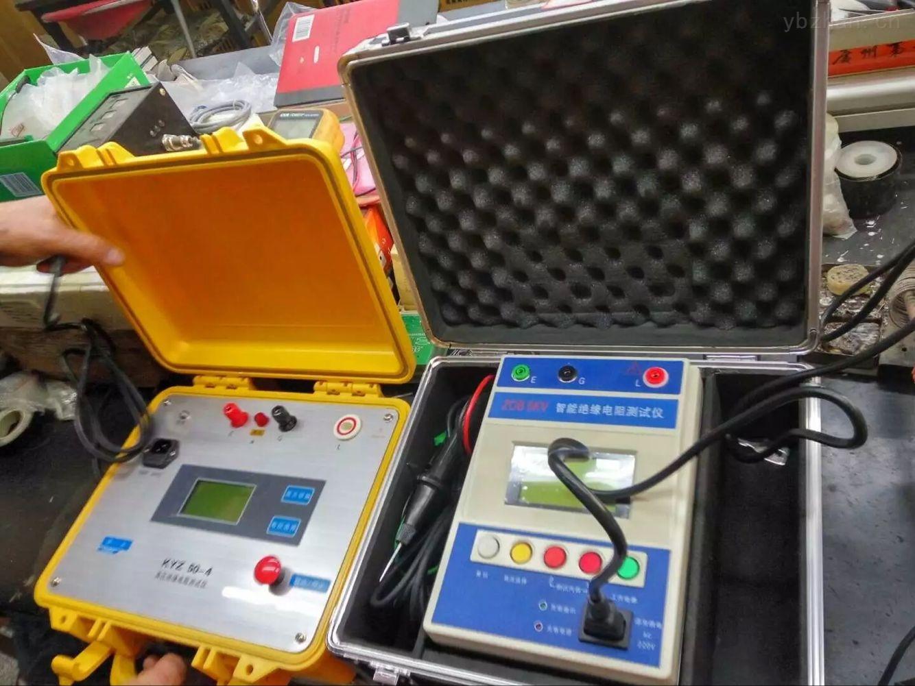 智能型绝缘电阻测试仪承试电力