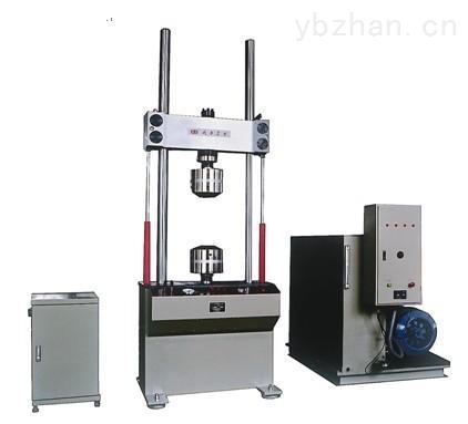 电液伺服板弹簧疲劳试验机