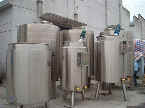 本厂闲置二手液体搅拌罐