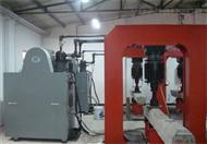 钢轨焊接接头静态压缩疲劳试验机