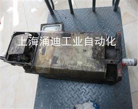 电机发热西门子1PH主轴电机卡死转不动维修