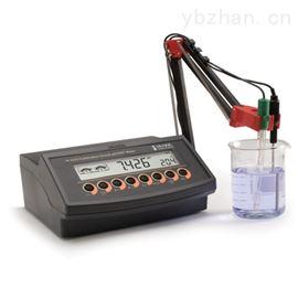 HI2223台式酸度pH-氧化还原ORP-温度°C测定仪