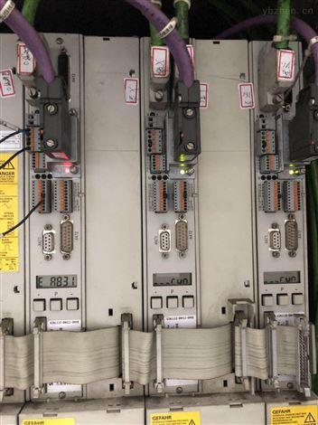 十年修复解决西门子611伺服驱动器报300300