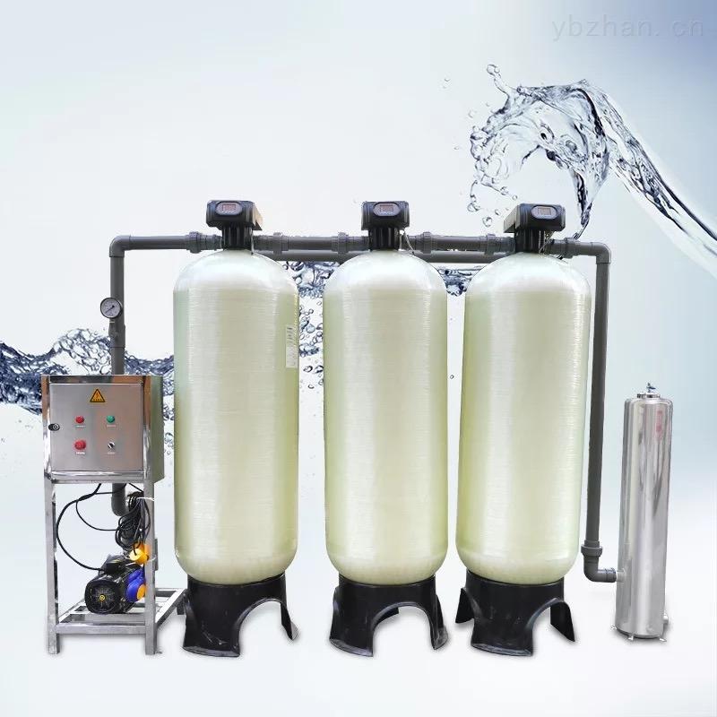 云南10吨软化水设备价格