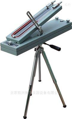 CQY-150型便携式倾斜压差计可调倾角压力测量仪可过检