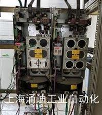 里面冒烟西门子6se70变频器报F008、F006故障维修