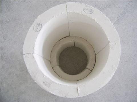 憎水硅酸钙保温管壳