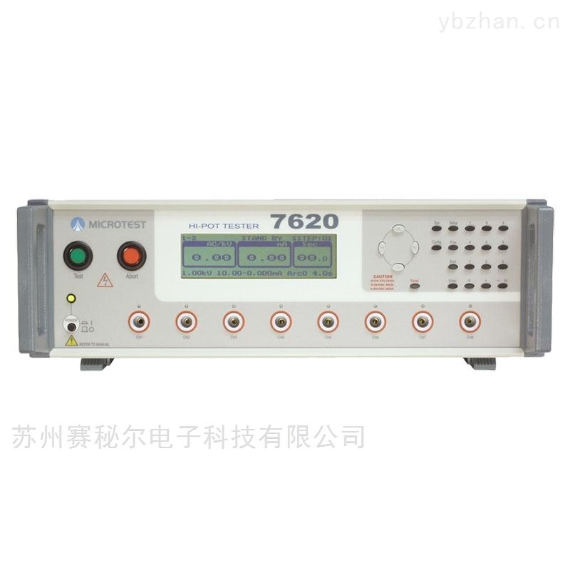 中国台湾益和 交流直流耐压测试仪 安规检测仪