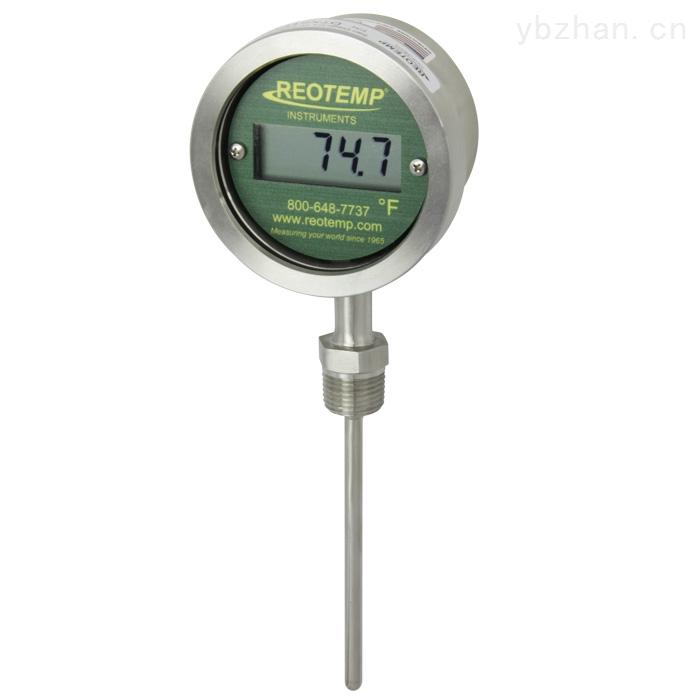 DT-美国REOTEMP高精度数字温度计/变送器