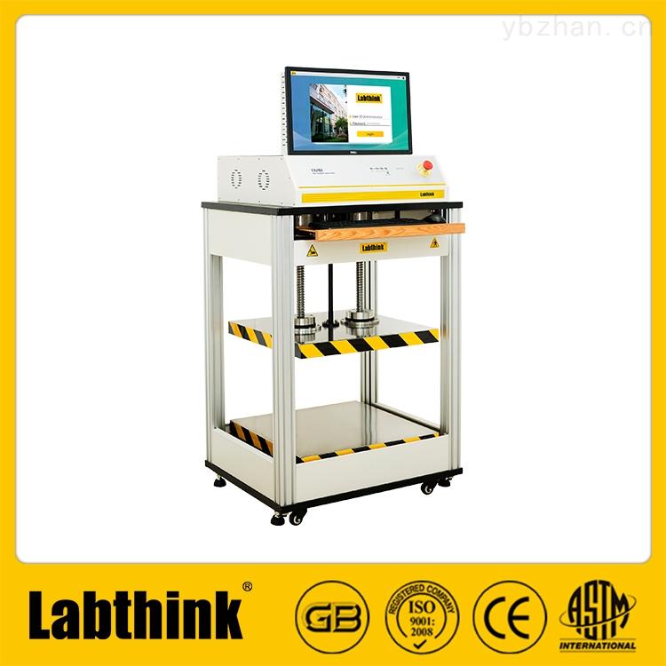 C611M紙箱抗壓儀|食品藥品紙箱耐壓試驗機